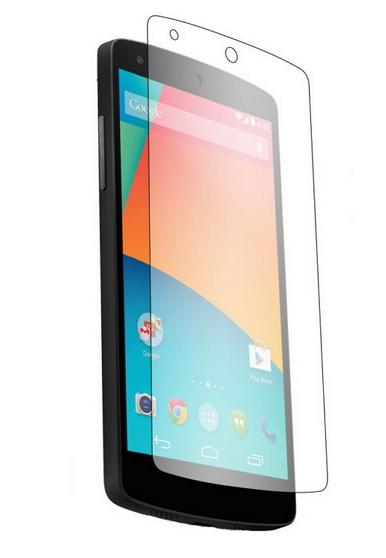 Защитная пленка LuxCase 51676 (для Huawei Honor 8, комплект)