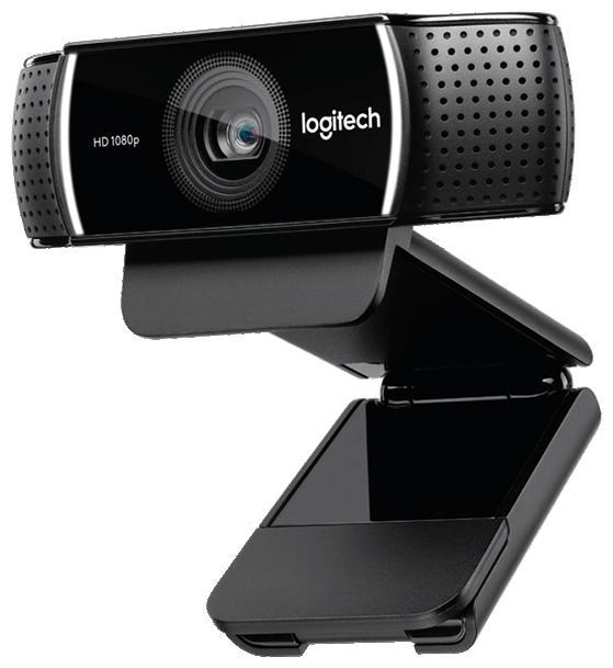 Веб-камера Logitech C922 Pro Stream 960-001088