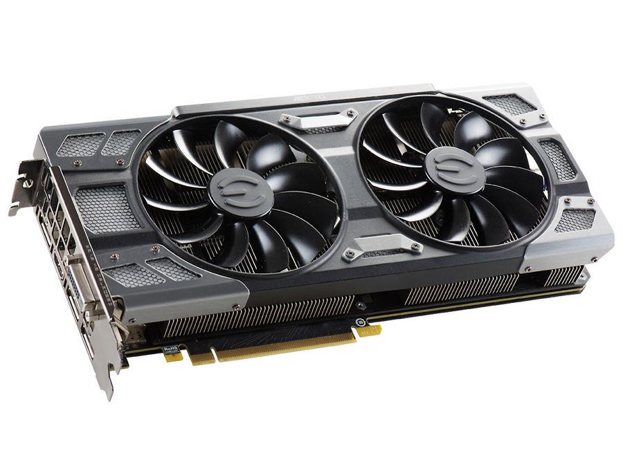 Видеокарта EVGA GeForce GTX 1080 1721Mhz PCI-E 3.0 8192Mb 10000Mhz 256 bit DVI HDMI HDCP, 08G-P4-6286-KR