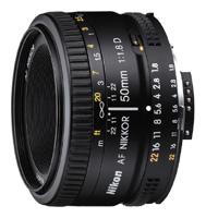 Фотообъектив Nikon 50mm f/1.8D AF Nikkor JAA013DA