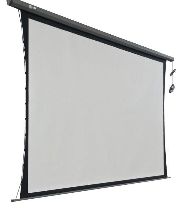 Экран для проектора Cactus Professional Tension Motoscreen CS-PSPMT-206x274, Black