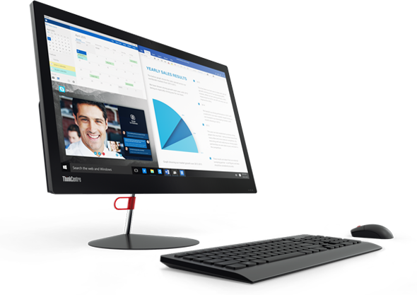 Lenovo ThinkCentre X1 (10KFS00M00) - (Intel Core i5-6200U / 2.30 - 2.80 ГГц; 4 Гб; 1000 Гб; ODD - ODD нет • Экран 23.8'' 1920x1080; Intel HD Graphics (интегрированная) • LAN есть; Wi-Fi 802.11 ас; Bluetooth есть • MS Windows 7 Professional (64 bit))