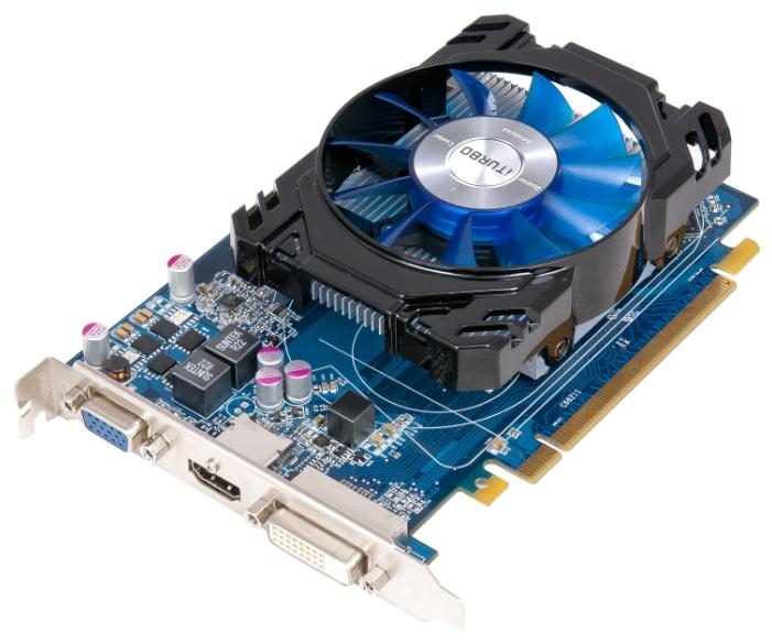 Видеокарта HIS Radeon R7 240 730Mhz PCI-E 3.0 2048Mb 1800Mhz 128 bit DVI HDMI HDCP H240F2G