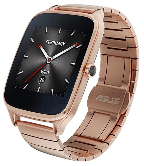 Смарт-часы Asus ZenWatch 2 WI501Q gold WI501Q(BQC)-4MGLD0006