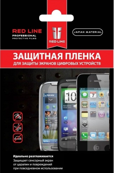 Защитная пленка Red Line Sony Xperia Z Clear