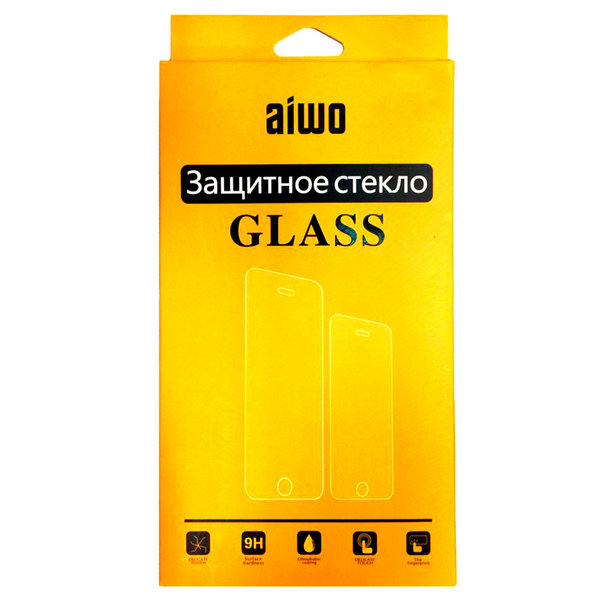 Aiwo для Samsung A3 (2017) Full Screen 2.5D, 0.33 mm, white