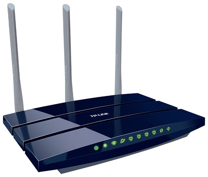 Wi-Fi ������������� TP-LINK TL-WR1045ND