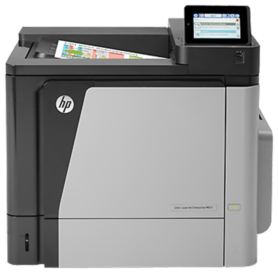 Принтер HP Color LaserJet Enterprise M651n CZ255A