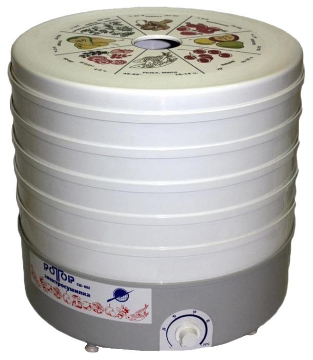 Сушилка для овощей, фруктов, грибов Ротор СШ-002-06