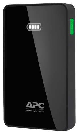 Аккумуляторная батарея APC Mobile Power Pack, 5000mAh Li-polymer, Black M5BK-EC