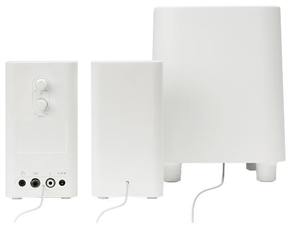 Акустическая система HP S7000 white K7S76AA