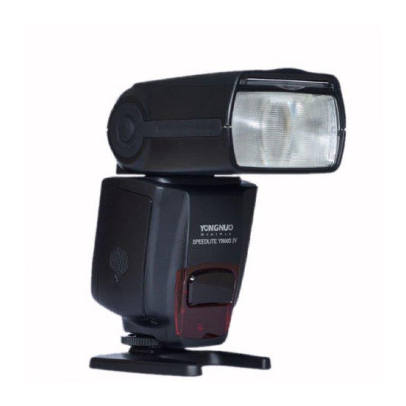 Вспышка YongNuo Speedlite YN-560IV с встроенным радиосинхр. для Canon, Nikon, Pentax, Olympus, Sony YN560IV