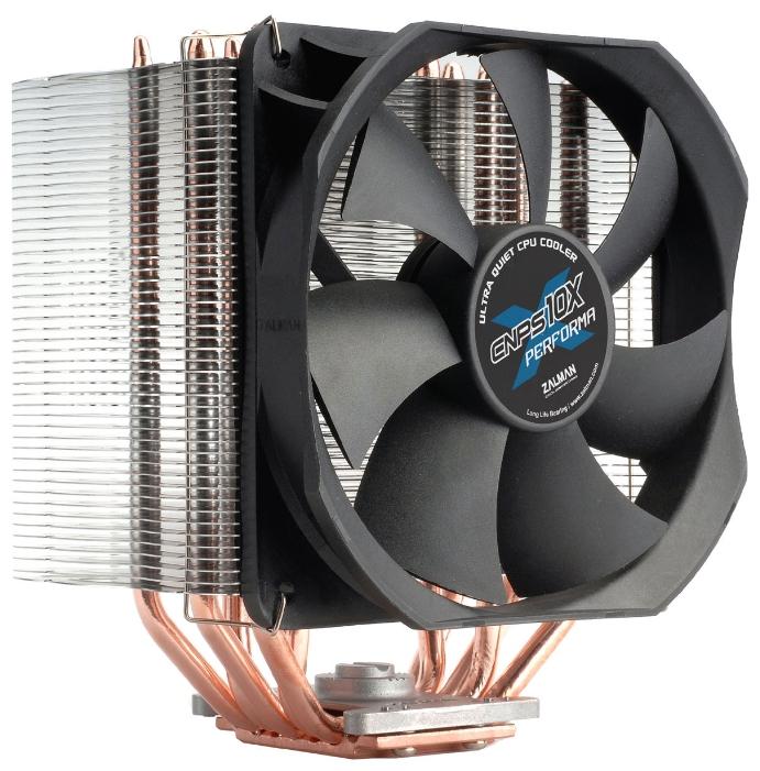 Процессорный кулер Zalman CNPS10X Performa+