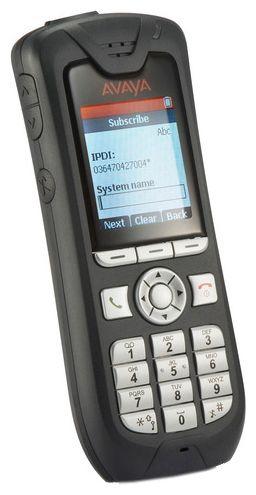 VoIP-телефон Avaya 3725, есть определитель номера, время работы в режиме разговора 20 ч 700466139