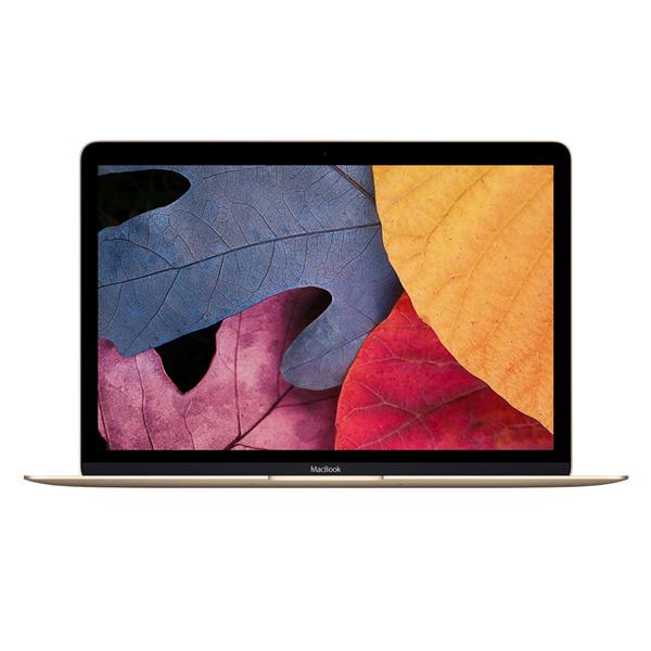 Apple MacBook 12 (MLHE2RU/A), Gold - (Intel Core M3 1100 МГц. Экран 12 дюймов, 2304x1440, широкоформатный TFT IPS. ОЗУ 8 Гб DDR3L 1866 МГц. Накопители SSD 256 Гб; DVD нет. GPU Intel HD Graphics (интегрированный). ОС MacOS X)