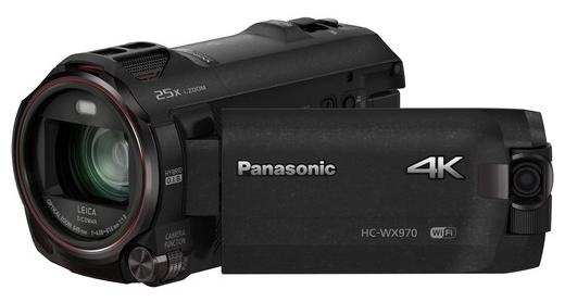 """Panasonic HC-WX970 Black - (ЖК-экран: есть (3"""", 460800 пикс.). Сенсорный дисплей: есть. Общее число пикселей: 18.91 Мпикс. Макс. разрешение фотосъемки: 4992x2808 пикс)"""