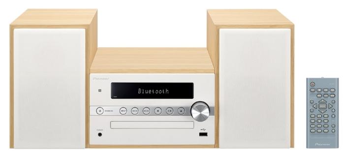 Музыкальный центр Pioneer X-CM56-W X-CM56-W, белый