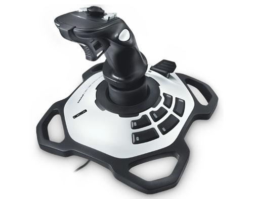 Джойстик Logitech Extreme 3D Pro 942-000031