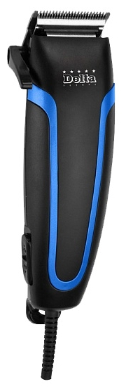 Машинка для стрижки Delta DL-4044, black ith blue К48645