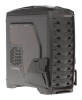Корпус для компьютера GMC Barracuda Black w/o PSU 271607