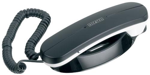 Проводной телефон Alcatel Temporis Mini titan
