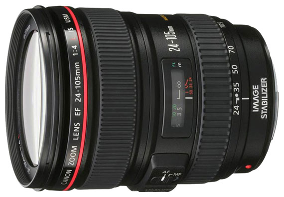 ������������ Canon EF 24-105 mm f/4L IS USM (0344B006)