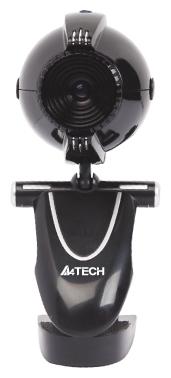 Веб-камера A4Tech PK-30F, Black