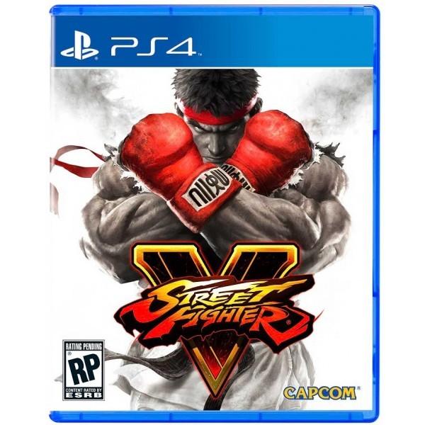 ���� Street Fighter V
