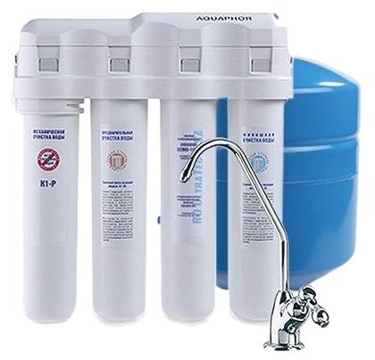 Фильтр для очистки воды Аквафор Оcмо-Кристалл 50 исполнение 5 ОСМО-Кристалл-050-5