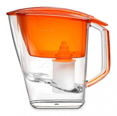 Барьер-Гранд, orange - кувшин, очистка углем, есть К49181