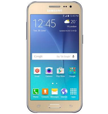Samsung Galaxy J2 Prime SM-G532F, Gold - (Android; GSM 900/1800/1900, 3G, 4G LTE; SIM-карт 2 (Micro SIM); 1400 МГц; RAM 1.50 Гб; ROM 8 Гб; 2600 мАч; 8 млн пикс., светодиодная вспышка; есть, 5 млн пикс.; датчики - приближения)