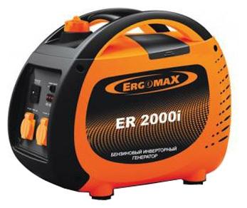 Генератор Ergomax ER 2000 i