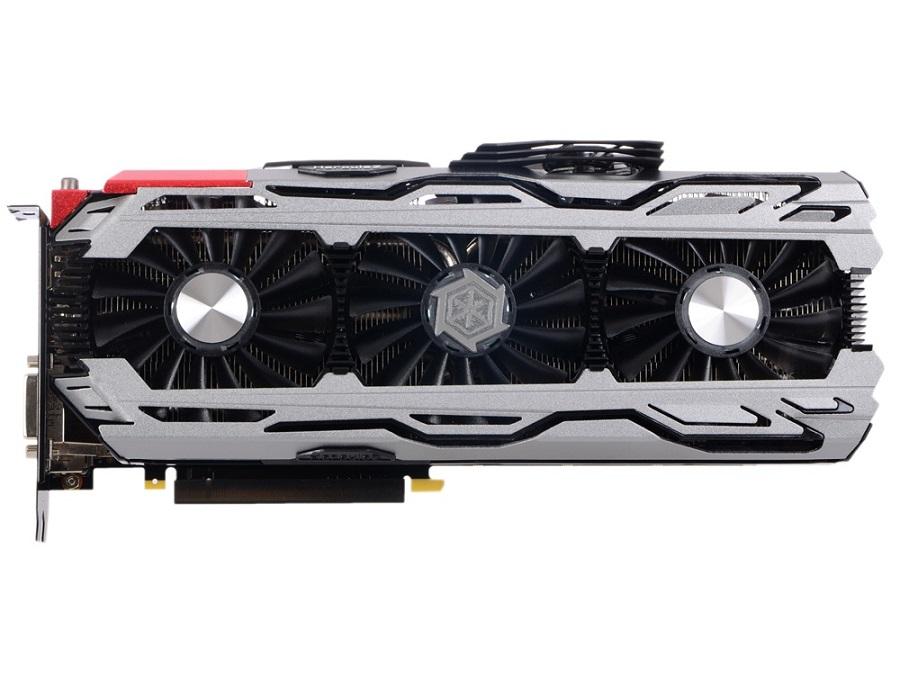 Видеокарта Inno3D GeForce GTX 1080 1759Mhz 8192Mb (C108V4-2SDN-P6DNX)