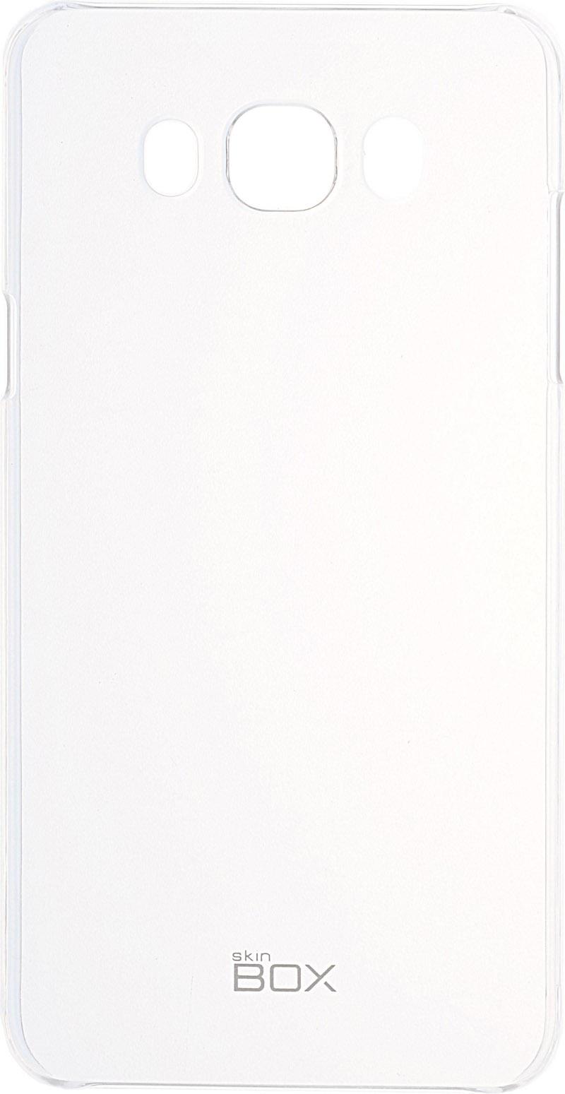 Накладка SkinBox Crystal 4People для Samsung Galaxy J7 (2016) Прозрачная