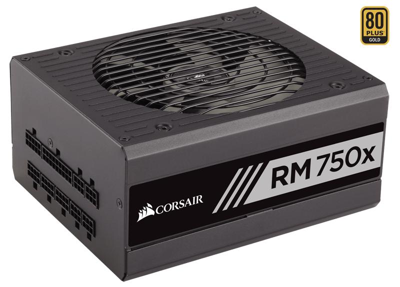 Блок питания Corsair RM750x CP-9020092-EU