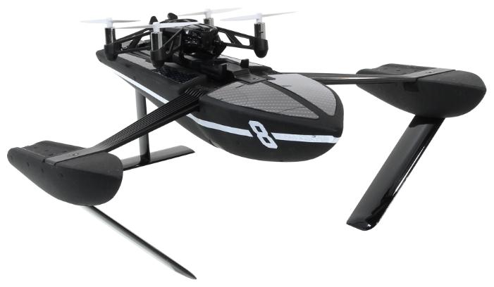 Parrot Minidrone Hydrofoil Orak, black PF723403