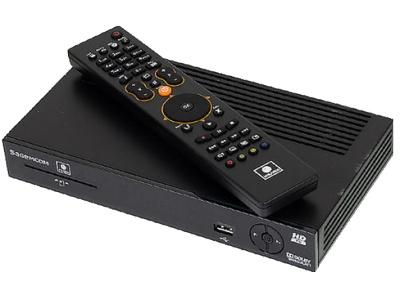 Комплект для цифрового ТВ НТВ-Плюс HD Simple Сибирь Старт, Black НТВ+ HD SIMPLE