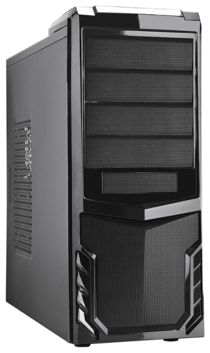 Корпус для компьютера Formula FA-002B 500W Black