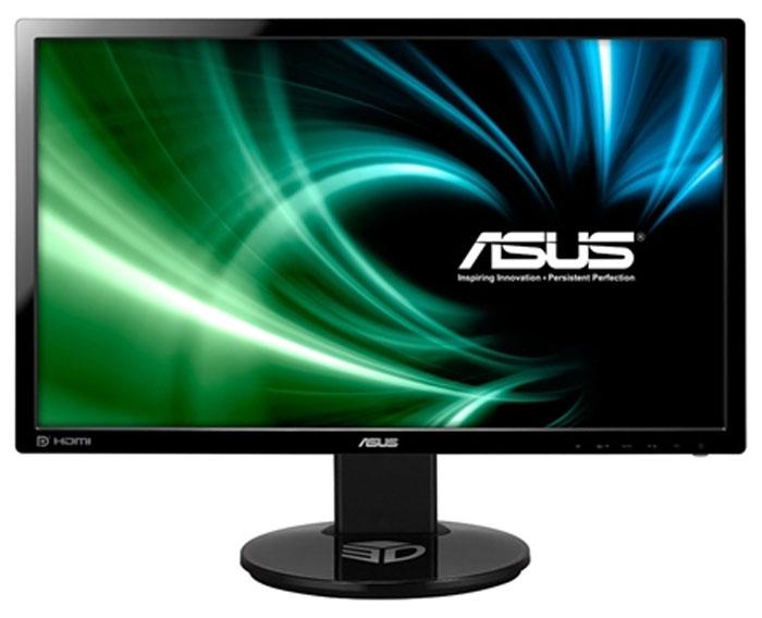"Asus VG248QE - (24"", TFT TN, WLED, 1920x1080 (16:9), 350 кд/м2, 80000000:1, 1 мс, 16.7 млн. цветов, стереоколонки (2x2 Вт), DVI-D (HDCP), HDMI, DisplayPort, аудио стерео)"