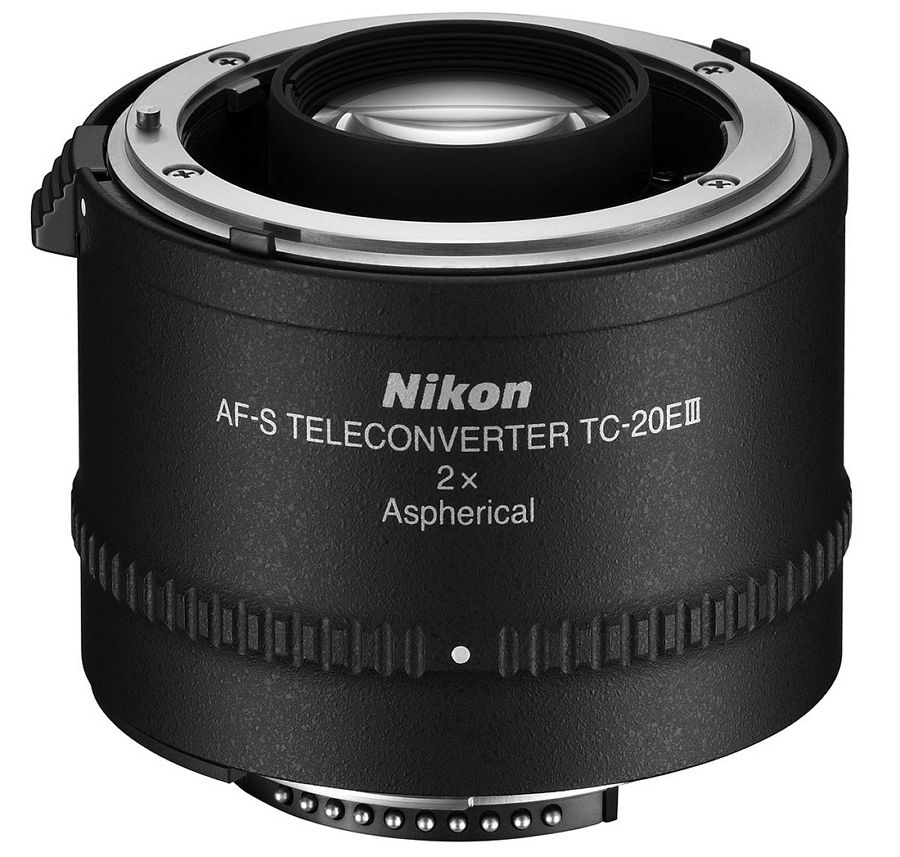 Телеконвертер Nikon TC-20EIII (JAA913DA)