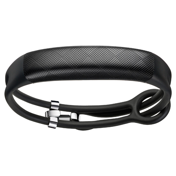 Фитнес-браслет Jawbone UP2 Black Diamond Rope JL03-0303CGI-EM