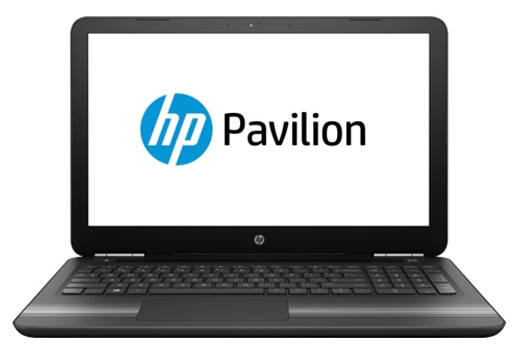 HP PAVILION 15-au107ur (Z3B14EA), Black - (Intel Core i5 7200U 2500 МГц. Экран 15.6 дюймов, 1920x1080, широкоформатный TFT IPS. ОЗУ 6 Гб DDR4 2133 МГц. Накопители HDD 1000 Гб; DVD-RW, внутренний. GPU NVIDIA GeForce 940MX. ОС Win 10 Home)