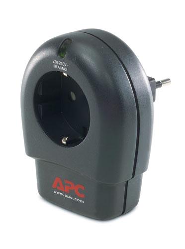 Сетевой фильтр APC Essential SurgeArrest P1-RS (1 розетка)