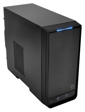 Корпус для компьютера Thermaltake Urban S1 CA-1A8-00M1NN-00, Black