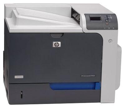 Принтер HP Color LaserJet CP4025N CC489A