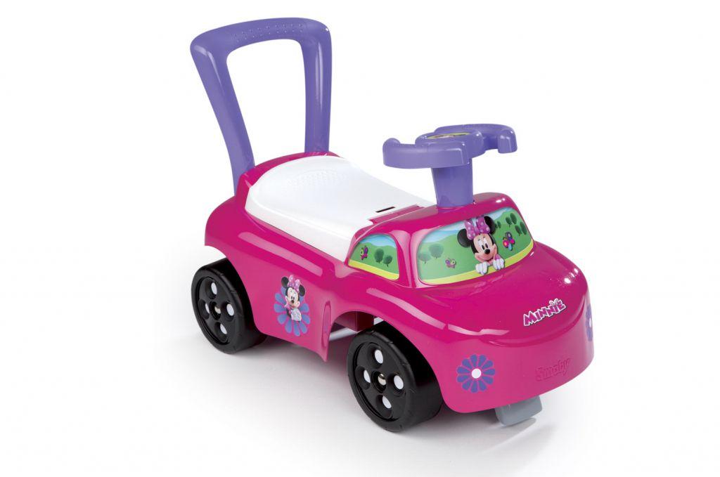 Smoby Minnie Фиолетовый - от 10 месяцев; макс.нагрузка 25 кг; материал(ы) высококачественный пластик