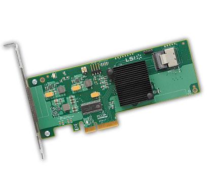 RAID-���������� LSI Logic MegaRAID SAS SAS9211-4i (LSI00190)