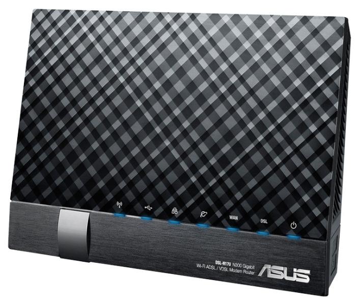 ADSL ������������� Asus DSL-N17U