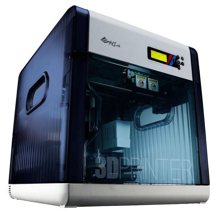 3D-принтер XYZ da Vinci 2.0A 3F20AXEU00D
