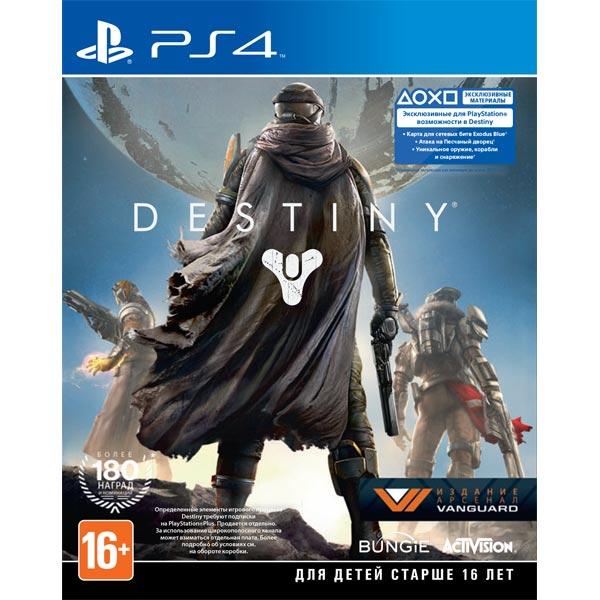 Игра Destiny Vanguard